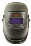 Welding mask stock image