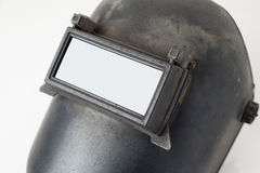 Welding mask detail Royalty Free Stock Images
