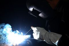 Welding Metal Stock Images