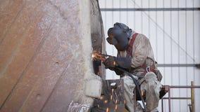 Welding in a Mining Industry