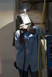 Welding Overhead Stock Photos