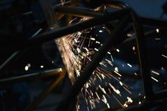 Spark stock photography