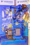Welding robot Stock Images