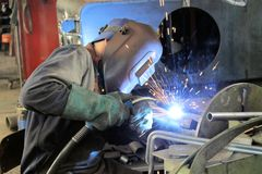 Welding Stock Photos