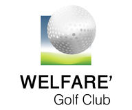 Welfare Club Logo. Logo Design for Golf Club, Team Royalty Free Stock Image