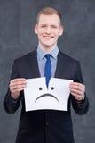 Welke emoties waar zijn? stock foto's