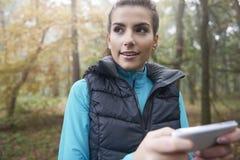 Welke manier het beste voor het lopen zal zijn? Royalty-vrije Stock Fotografie