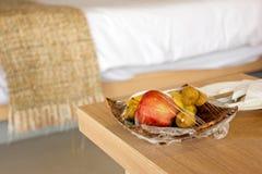 Welkom fruit Royalty-vrije Stock Fotografie