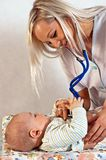 Well Baby Check-up Stock Photos