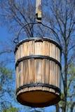 Well bucket Stock Photo