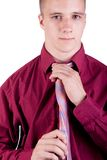 Well dressed businessman Royalty Free Stock Photo