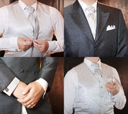 Well dressed man Royalty Free Stock Image
