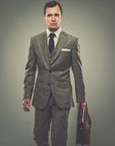 Well-dressed man Royalty Free Stock Photo