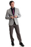 Well Dressed Man Stock Image