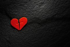 Well I think I can still find a will to keep going Somewhere in. My broken heart stock image