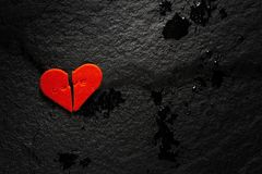 Well I think I can still find a will to keep going Somewhere in. My broken heart royalty free stock photos
