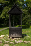 Well. The well that is part of the historic Wick House in Morristown New Jersey Royalty Free Stock Photos