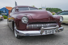 Well preserved 1949 mercury coupe custom Royalty Free Stock Photos