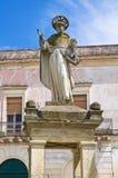 Well of St. Domenico. Cavallino. Puglia. Italy. Royalty Free Stock Images