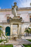 Well of St. Domenico. Cavallino. Puglia. Italy. Royalty Free Stock Photos