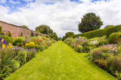 Well Tended Garden. Royalty Free Stock Image