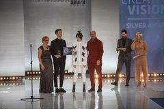 Wella Trend Vision Award 2017 Stock Photography