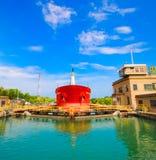 Welland kanał Zdjęcie Royalty Free