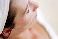 Wellbeing spa wellness massage Stock Photography