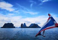 Wellcome a Tailândia foto de stock royalty free