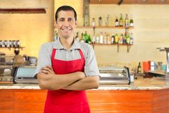 Wellcome to my bar Stock Photography