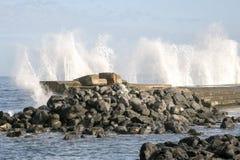 Welle auf dem Meer Stockbilder