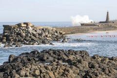 Welle auf dem Meer Lizenzfreie Stockfotografie