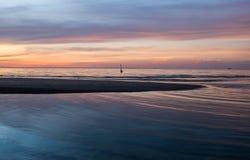 Welle auf Meer Stockbild