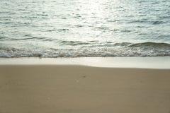 Welle des Meeres Lizenzfreie Stockfotografie