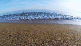 Welle des Meeres stock video footage