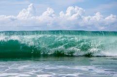 Welle des Ozeans Stockfotos