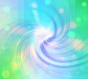 Welle eco Hintergrundgrünzusammenfassungs-Naturmuster Stockfoto