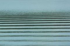 Welle für Tapete, Hintergrund usw. Stockbild