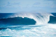 Welle im La Palma Lizenzfreie Stockbilder