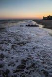 Welle im Ozean Lizenzfreie Stockfotos