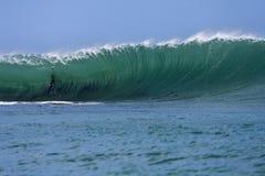 Welle steht oben Lizenzfreie Stockbilder