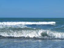 Wellen Stockbild
