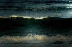 Wellen lizenzfreies stockbild