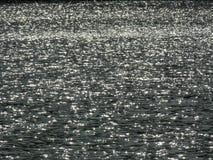 Wellen auf Adria sehen Lizenzfreie Stockfotografie