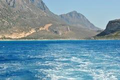 Wellen auf dem Meer Lizenzfreie Stockfotos