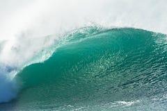 Wellen-Blau Stockfotos