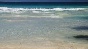 Wellen des Meeres stock video