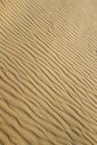 Wellen des Sandes Lizenzfreies Stockbild