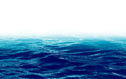 Wellen des Wassers Lizenzfreie Stockbilder