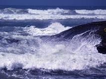 Wellen in einer anderen Ansicht Lizenzfreies Stockbild